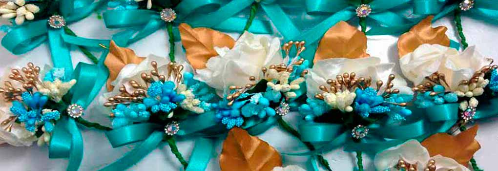 corsage baby shower