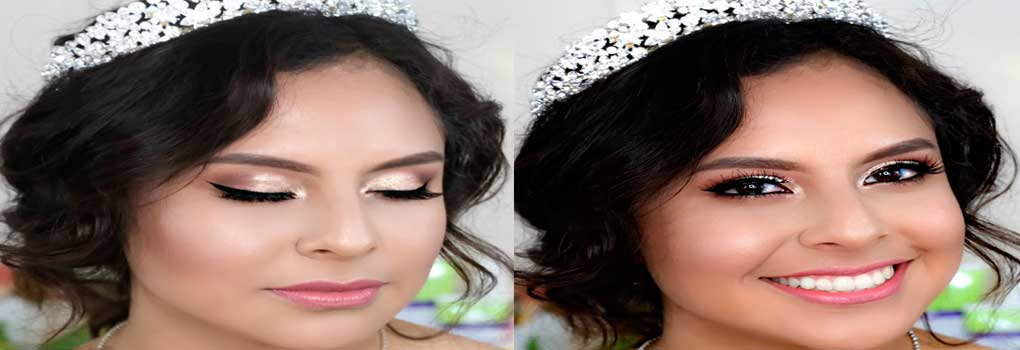 Maquillaje para quinceañeras
