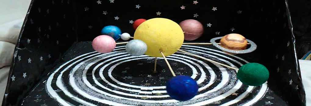 Planetario en casa