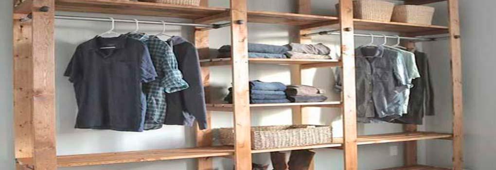 Closet casero