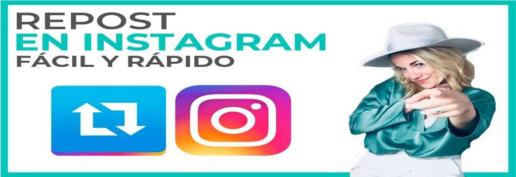 Repost en Instagram de un video