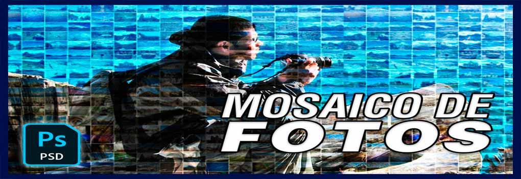 Mosaico en photoshop
