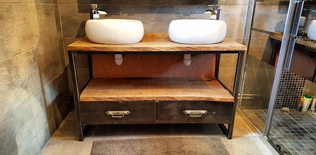 ¿Cómo Hacer un Mueble de Baño? Ideas creativas