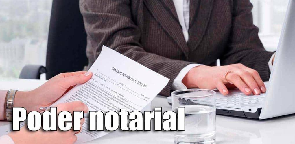 Poder Notarial a Distancia