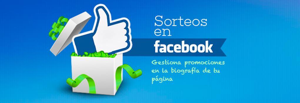 Sorteos en Facebook Gratis