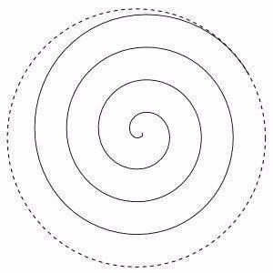 Espiral de Papel