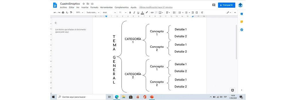 Como-hacer-un-cuadro-sinoptico-en-documentos-de-google