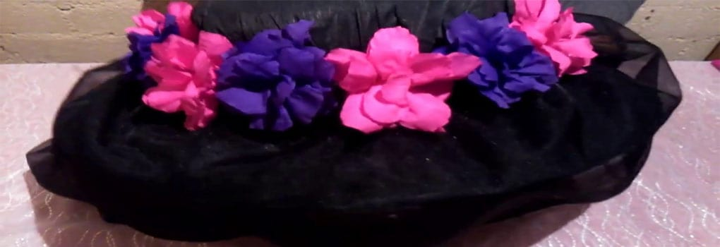 Como-Hacer-un-Sombrero-de-Catrina-uncomohacer