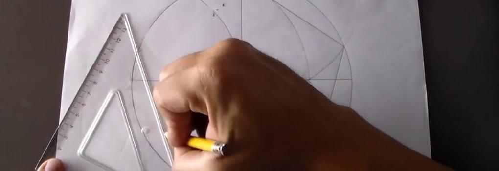 Como-se-Hace-un-Pentagono-Dentro-de-un-Circulo-uncomohacer